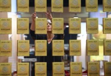 La lucha entre Amazon y los editores se libra en la Feria de Fráncfort