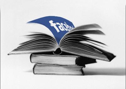 Mark Zuckerberg, asesor literario en Facebook