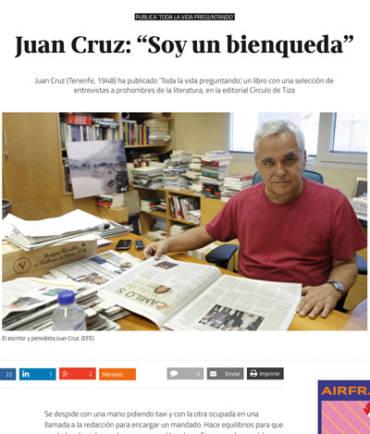 El Confidencial – Juan Cruz
