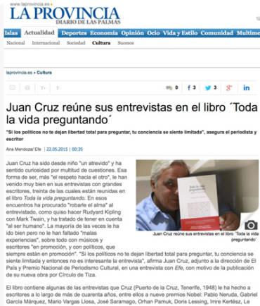 La Provincia – Juan Cruz