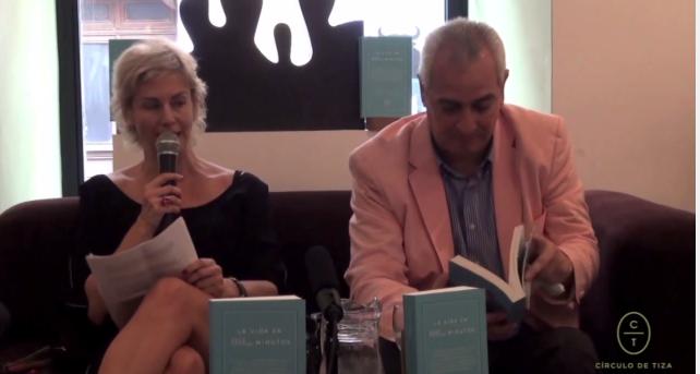 """Virginia Galvín presenta """"La vida en 5 minutos""""."""