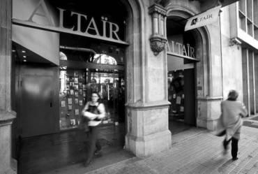 Altaïr, un espacio cultural de referencia en Barcelona