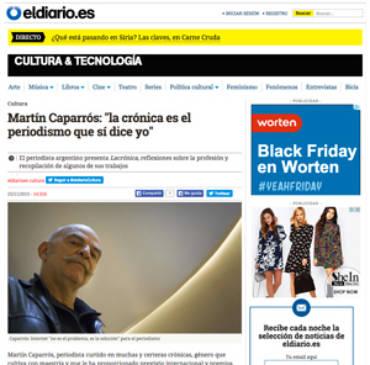 eldiario.es – Martín Caparrós