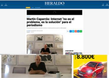 El Heraldo – Martín Caparrós