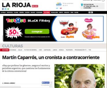 La Rioja – Martín Caparrós