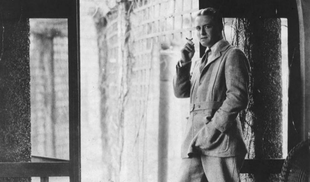 """Scott Fitzgerald: """"Estoy harto por igual de la vida, el licor y la literatura"""""""