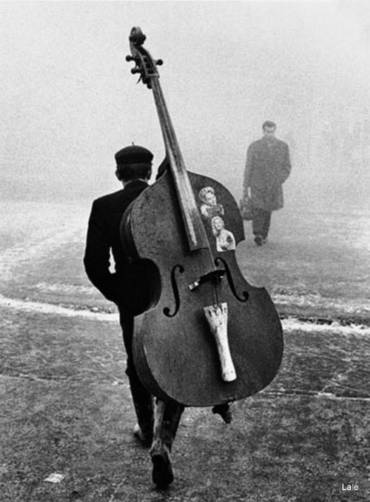 Cuando Salinger escuchaba a Billie Holiday