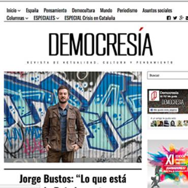 Democresía – Jorge Bustos