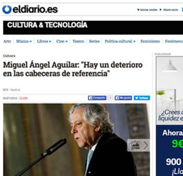 Eldiario.es -Miguel Ángel Aguilar
