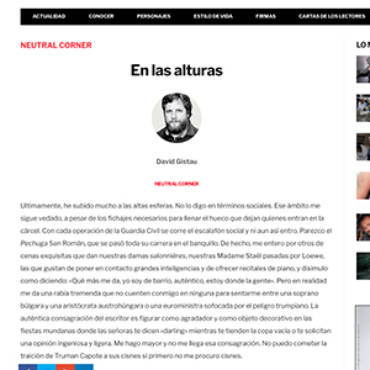 XLSemanal – Javier Aznar