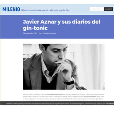 Milenio – Javier Aznar