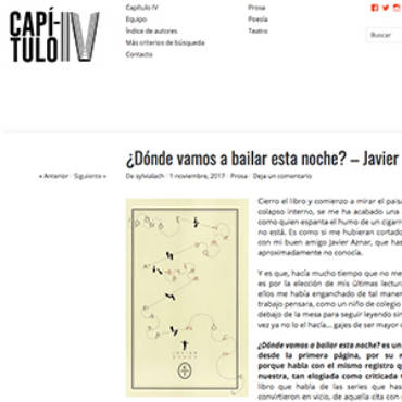 Capítulo 4 – Javier Aznar