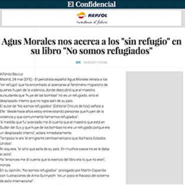 El Confidencial – Agus Morales