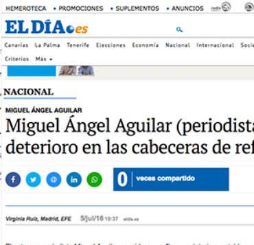 Eldía.es – Miguel Ángel Aguilar