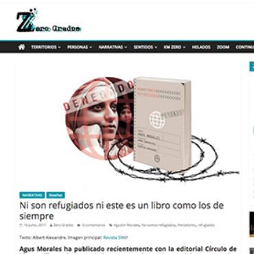 Zero Grados – Agus Morales