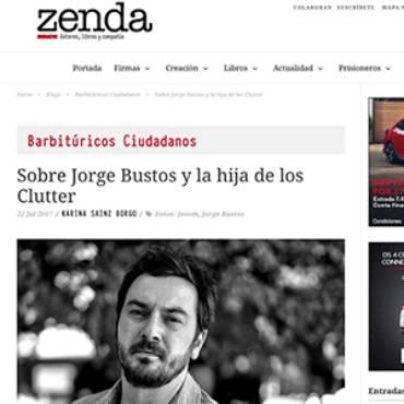Zenda – Jorge Bustos
