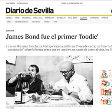 Diario de Sevilla – Javier Márquez y Rodrigo Varona