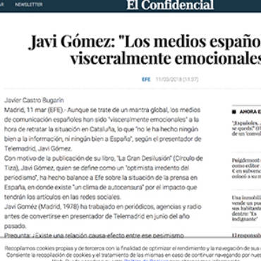 El Confidencial – Javi Gómez