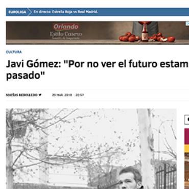 El Mundo – Javi Gómez