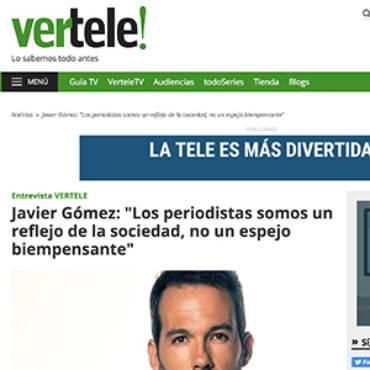 Vertele – Javi Gómez