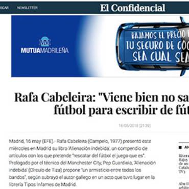 El Confidencial – Rafa Cabeleira