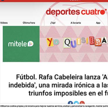 Telecinco – Rafa Cabeleira