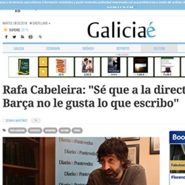 Galiciae – Rafa Cabeleira