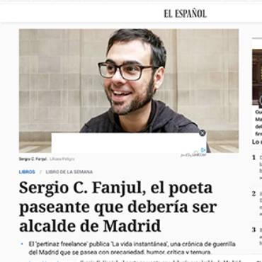 El Español – Sergio C. Fanjul