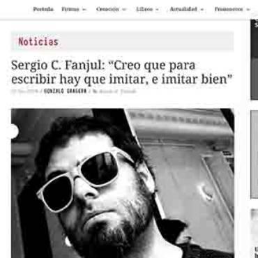Zenda – Sergio C. Fanjul