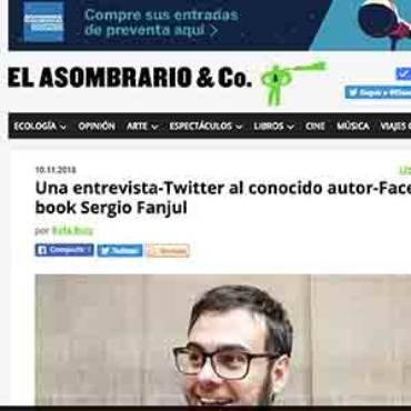 El Asombrario – Sergio C. Fanjul