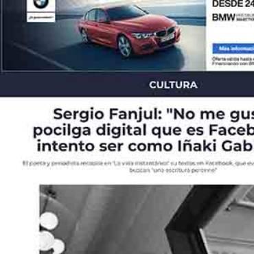 Cadena Ser – Sergio C. Fanjul