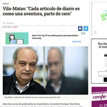 Eldiario.es – Enrique Vila-Matas
