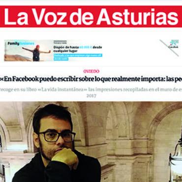 La Voz de Asturias – Sergio C. Fanjul