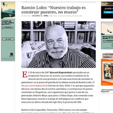 Zenda – Ramón Lobo