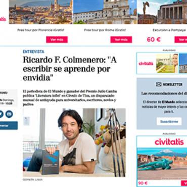 El Mundo / Baleares – Ricardo F. Colmenero