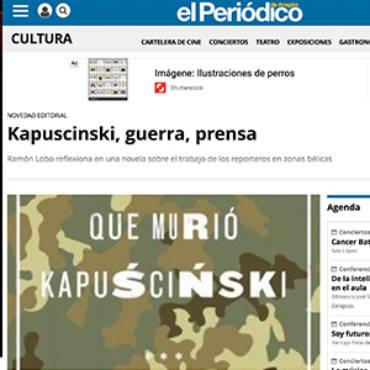 El Periódico de Aragón -Ramón Lobo