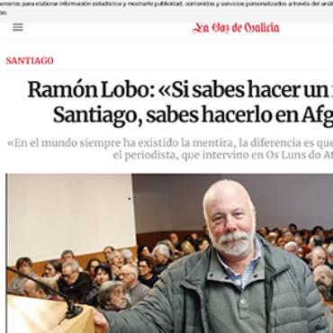 La Voz de Galicia – Ramón Lobo