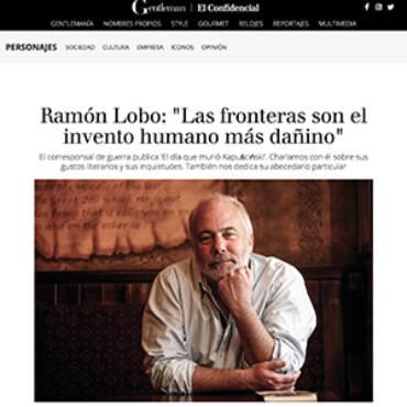 El Confidencial – Ramón Lobo
