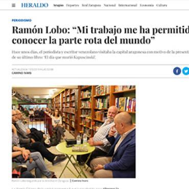 Heraldo – Ramón Lobo