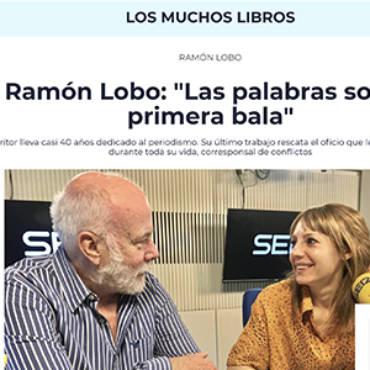 Cadena Ser / Los muchos libros – Ramón Lobo