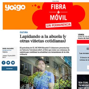 El Mundo – Ricardo F. Colmenero