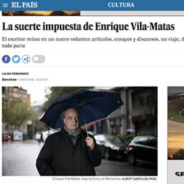 El País – Enrique Vila-Matas