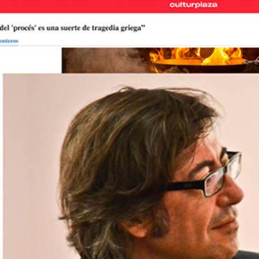 Culturplaza – Pablo Ordaz