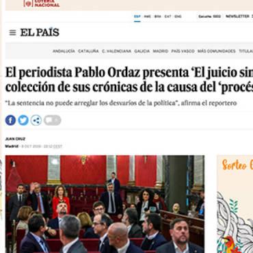 El País – Pablo Ordaz