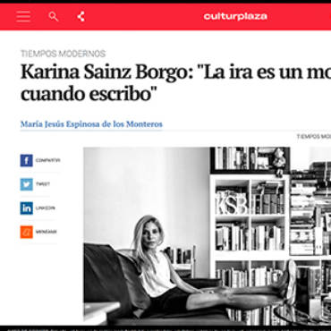 Valencia Plaza – Karina Sainz Borgo