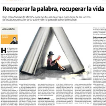 El Correo – Marta Suria
