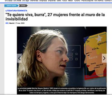 Noticias de Navarra – Loreto Sánchez Seoane