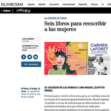 El Mundo – Loreto Sánchez Seoane