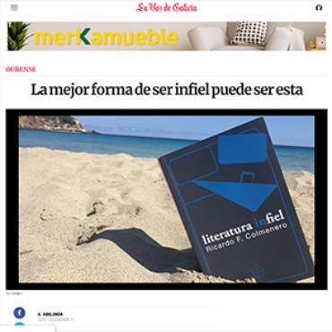 La Voz de Galicia – Ricardo F. Colmenero