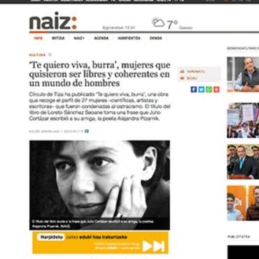 Naiz – Loreto Sánchez Seoane